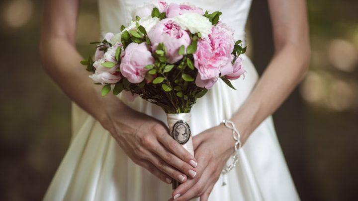 Как выбрать букет на свадьбу?